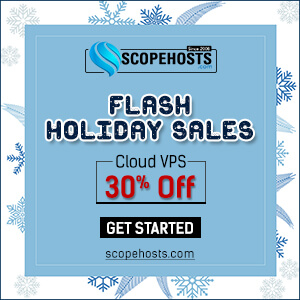 Flash HOLIDAY SALE