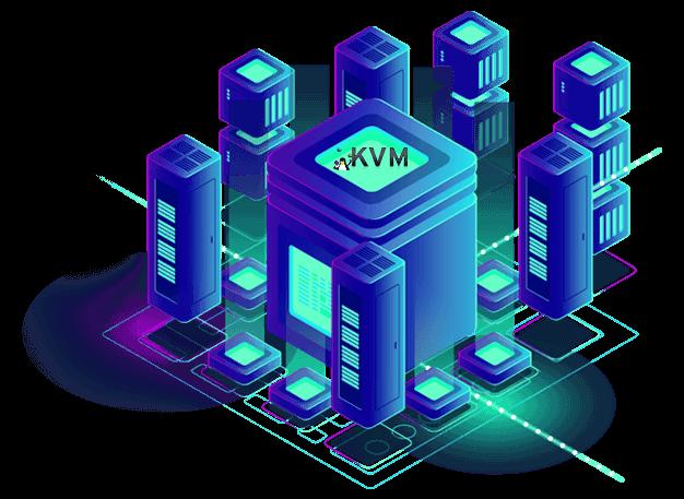 45% OFF on KVM VPS Hosting