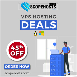 VPS Hosting Deals