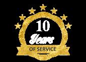 10 Year Celebrations - Scopehosts