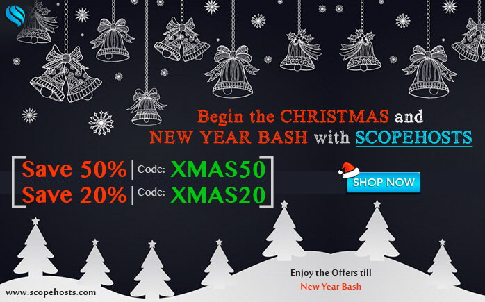 Scopehosts - Christmas Best Offers