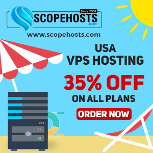 Summer Sale - VPS Hosting Deals