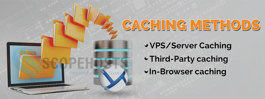 Popular caching methods to optimize the VPS or server where website is hosted. For a website owner its very necessary to know their advantages to cache the website data.
