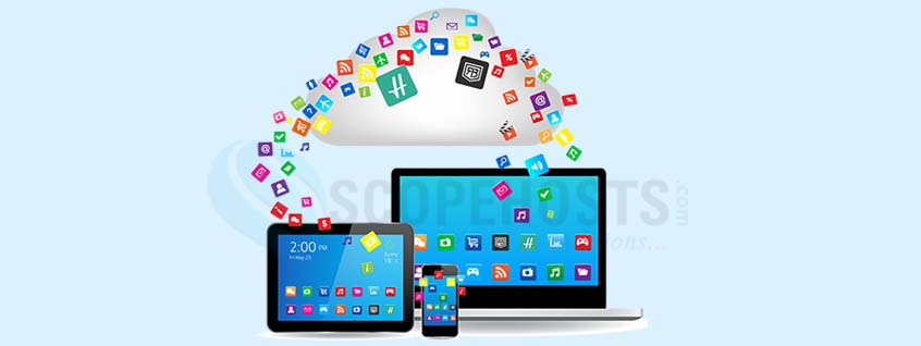 Cloud App is an application program that Works in cloud with some features of Desktop App, Web App. The desktop App is located Completely on a any communicative device.
