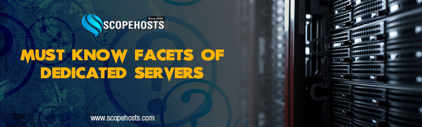 know the top questions and appropriate justification about Dedicated Servers.