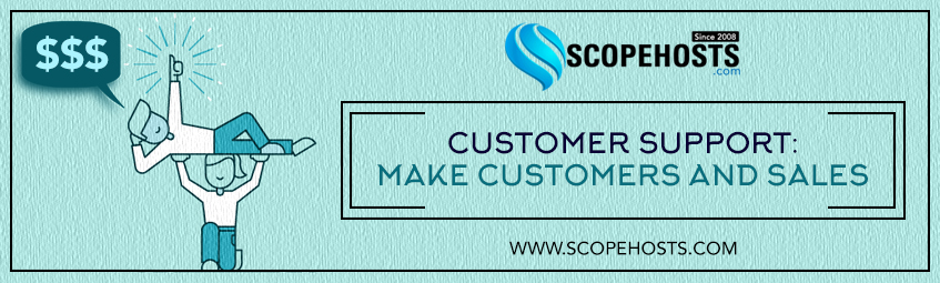Know why customer support is important to boost the business sales.