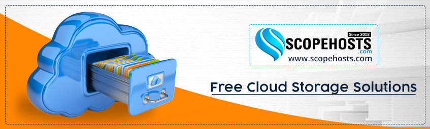 Know the Free Online Storage and Cloud Storage Services to keep your work safe and accessible.