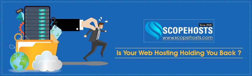 Five Signs your web hosting is holding you back