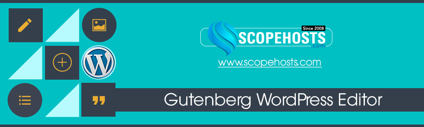 WordPress 5.0, the latest version of WordPress - New Gutenberg WordPress Editor
