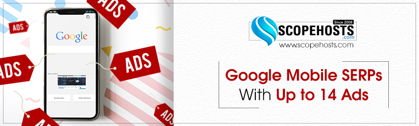 Know more about Google's Mobile SERP's with our article